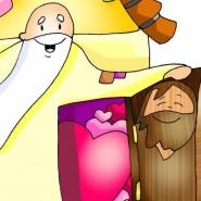 """""""Deus é Amor"""""""
