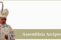 Assembleia Arciprestal com o nosso Bispo