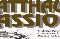Paixão segundo S. Mateus