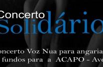 Concerto solidário para a ACAPO