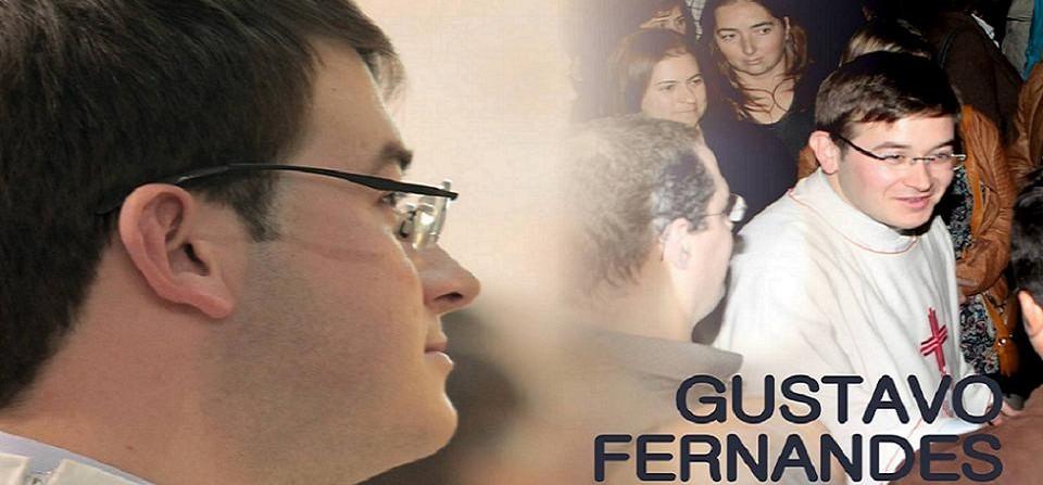 Ordenação sacerdotal  de Gustavo Fernandes