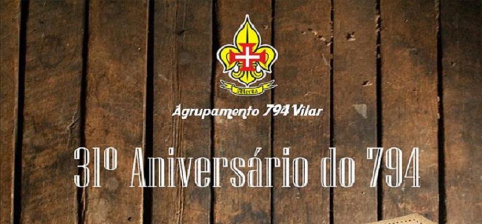 31 anos do 794-Vilar