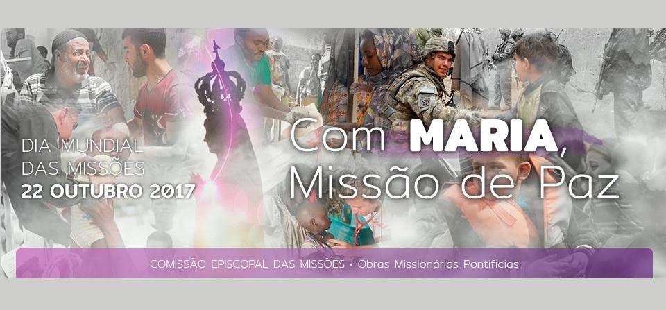 Outubro Missionário – Dia Mundial das Missões