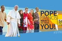 Sínodo dos Bispos 2018 – Questionário aos Jovens