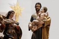 Oração do Papa Francisco  à Sagrada Família