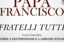 Encíclica «Fratelli Tutti» oferecida a governantes e deputados
