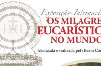 """""""Milagres eucarísticos no Mundo"""""""