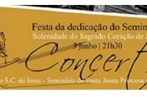 Concerto no Seminário